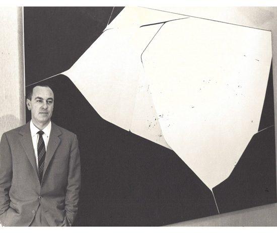 Fotografía Pablo Palazuelo 1963-Paris