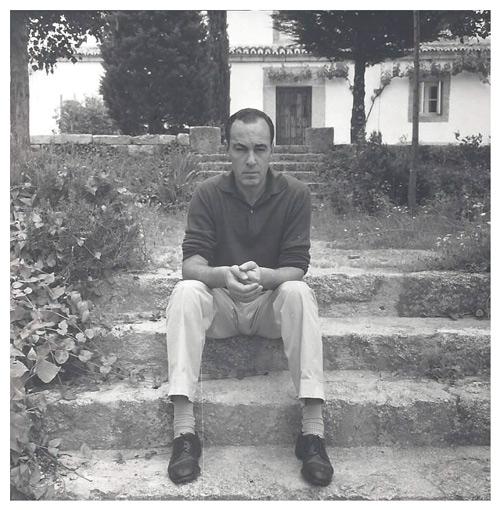 Fotografía Pablo Palazuelo 1969-La Peraleda