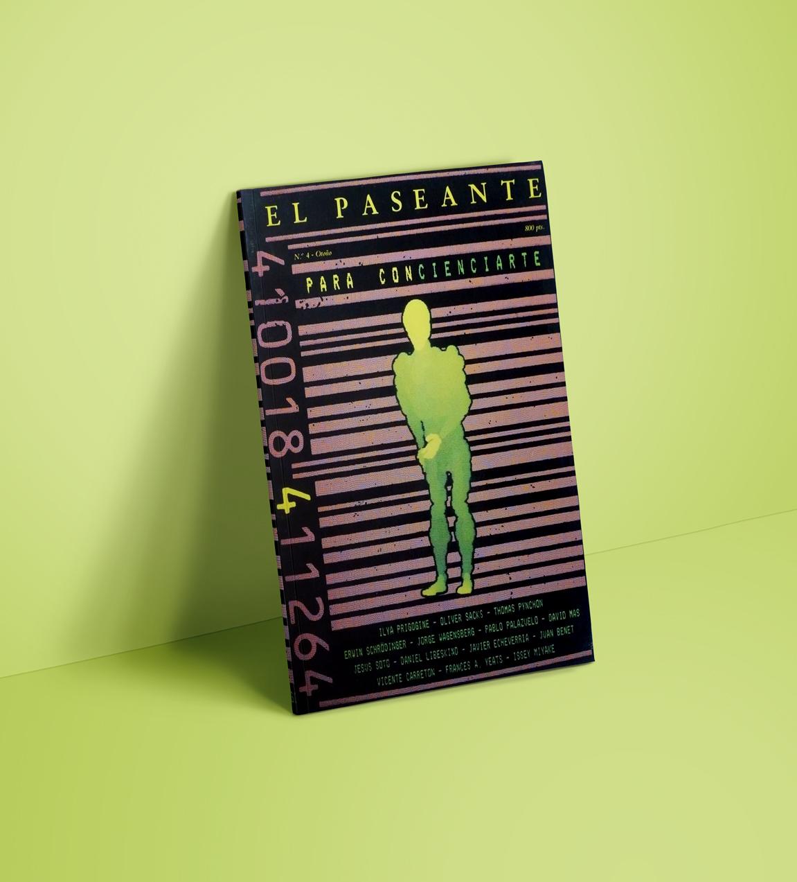 El Paseante Nº4. Entrevista a Pablo Palazuelo