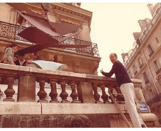 Fotografía Pablo Palazuelo 1978-Paris Réve e vol II