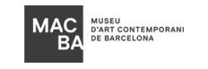 Museu d art barcelona MACBA logo