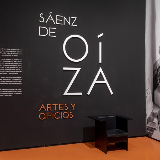 Exposición Sáenz de Oíza